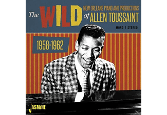 Allen Toussaint - The Wild New Orleans Piano Productions - (CD)