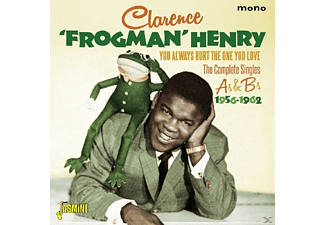 "Clarence ""frogman"" Henry - You Always Hurt The One Youe Love - (CD)"