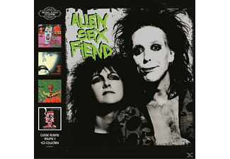 Alien Sex Fiend - Classic Albums Vol.2 - (CD)