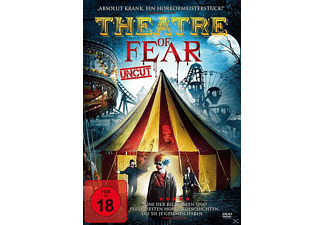 Theatre of Fear - (DVD)