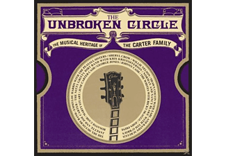 VARIOUS - The Unbroken Circle/Heritage Of The Carter Family [Vinyl]