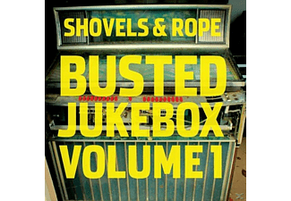 Shovels & Rope - Busted Jukebox Vol.1 (LP/180g/Yellow Vinyl) - (Vinyl)