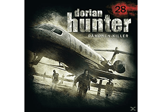 Dorian Hunter Folge 28: Mbret - 1 CD - Krimi/Thriller
