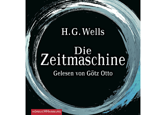 Die Zeitmaschine - 4 CD - Science Fiction/Fantasy