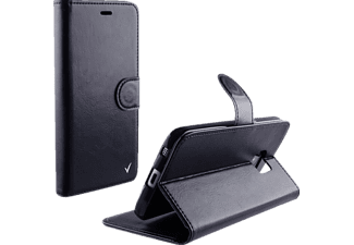 VOLTE-TEL Θήκη Samsung Galaxy J5 2016 J510 Leather-TPU Book Stand Black  (5205308162275)