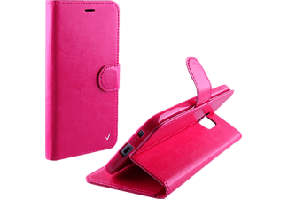 VOLTE-TEL Θήκη Samsung Galaxy J5 2016 J510 Leather-TPU Book Stand Pink  (5205308162299)