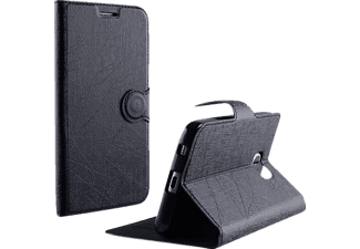 VOLTE-TEL Θήκη Samsung Galaxy J5 2016 J510 LINE Leather-TPU Book Stand Black (5205308162657)
