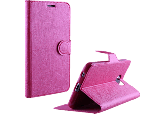 "VOLTE-TEL Θήκη Huawei P9 Lite 5.2"" Line Leather-Tpu Book Stand Pink - (5205308168918)"