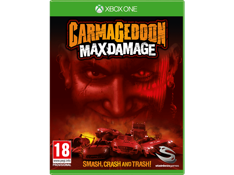 Carmageddon: Max Damage gaming   offline microsoft xbox one παιχνίδια xbox one gaming games xbox one gam