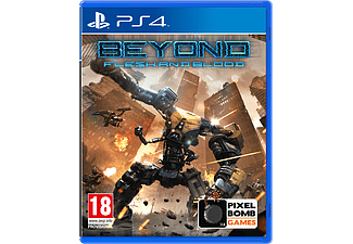 Beyond: Flesh and Blood PS4