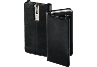 HAMA Single Bookcover, ZTE, Axon mini, Kunstleder, Schwarz