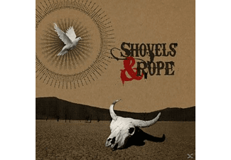 Shovels & Rope - Shovels & Rope (LP+CD/180g) - (LP + Bonus-CD)