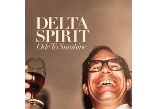 Delta Spirit - Ode To Sunshine (LP/180g) - (Vinyl)