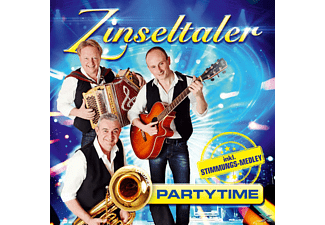 Zinseltaler - Partytime - (CD)