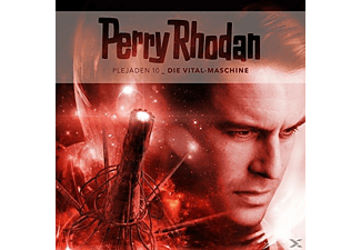 Perry Rhodan: Die Vital-Maschine - (CD)