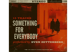 Sven Zetterberg - Something For Everybody [CD]