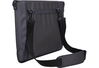 CASE-LOGIC Intrata Slim, Notebook Tasche, 15.6 Zoll, Universal, Anthrazit