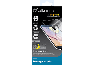 CELLULAR LINE 37410, Displayschutzglas, Transparent