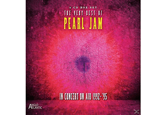 Pearl Jam - The Very Best Of Pearl Jam (1992-'95) [CD]