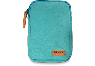 PORT DESIGNS Torino Hardeschijfhoes Turquoise