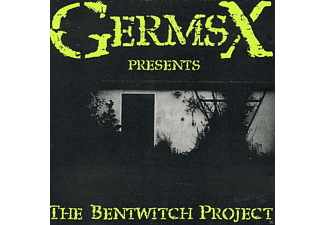 Germs X - The Bentwitch Project - (CD)