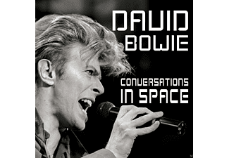 David Bowie - Conversations In Space - (CD)
