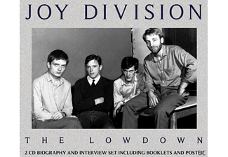 Joy Division - The Lowdown - (CD)