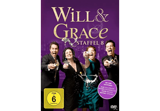 Will & Grace - Staffel 8 - (DVD)