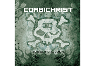 Combichrist - Today We Are All Demons - (CD)