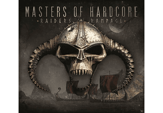 VARIOUS - Masters Of Hardcore 38/ Raiders Of Rampage - (CD)