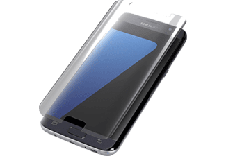 ZAGG Contour Glass Galaxy S7 Edge Svart
