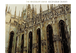 The Kingsbury Manx - Ascenseur Ouvert! - (CD)