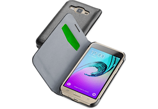 CELLULAR-LINE Book Essential Galaxy J3 2016 Zwart