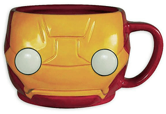 Marvel Pop! Figur 3D Tasse Iron Man