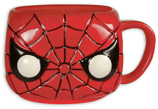 Marvel Pop! Figur 3D Tasse Spider-Man