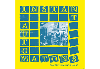 Instant Automatons - Sincerely Making A Noise - (Vinyl)