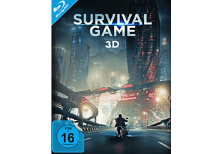 Survival Game - 3D Steelbook [3D Blu-ray (+2D)]