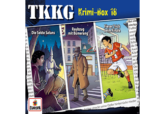 SONY MUSIC ENTERTAINMENT (GER) 18.Tkkg Krimi-Box