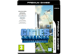 Cities: Skylines Deluxe Edition (Premium Games) (PC)