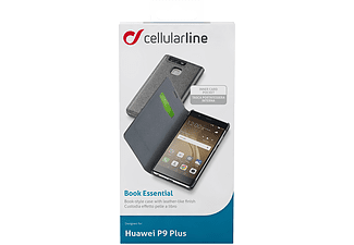 CELLULAR-LINE Book Essential P9 Plus Zwart
