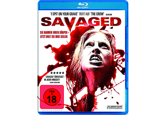 Savaged [Blu-ray]