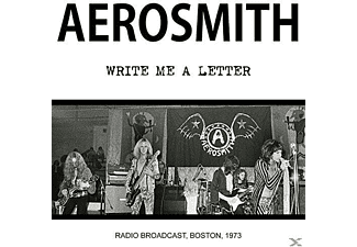 Aerosmith - Write Me A Letter-Radio Broadcast 1973 | CD