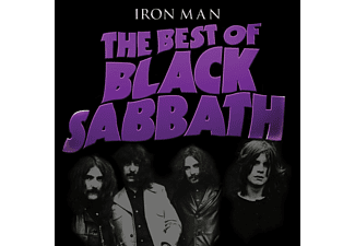 Iron Man: The Best Of Black Sabbath CD
