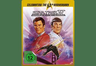 STAR TREK IV - Zurück in die Gegenwart - Remastered (exklusives SteelBook™) - (Blu-ray)