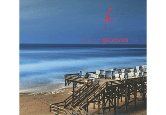 VARIOUS - Kampengrooves 14-Loungin' at Redkliff - (CD)