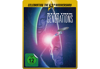 STAR TREK VII - Treffen der Generationen - Remastered (exklusives SteelBook™) [Blu-ray]
