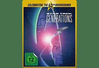 STAR TREK VII - Treffen der Generationen - Remastered (exklusives SteelBook™) - (Blu-ray)