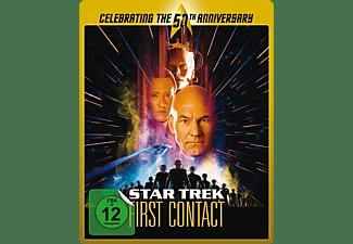 STAR TREK VIII - Der erste Kontakt - Remastered (exklusives SteelBook™) - (Blu-ray)