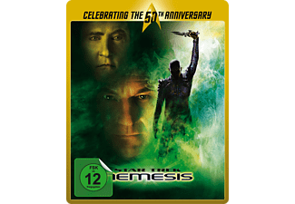 STAR TREK X - Nemesis - Remastered (exklusives SteelBook™) [Blu-ray]