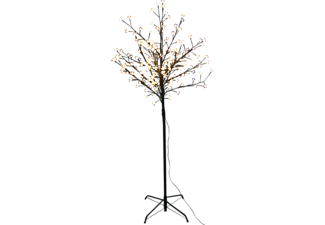 FHS 19518 Star-Max LED Baum, Transparent, Warmweiß